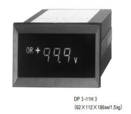 Digital panel meter DP series DP3-11H3, DP3-11H4 Daiichi, Daiichi vietnam
