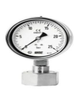 Đồng hồ đo áp suất có màng P750 Wise, Wise vietnam