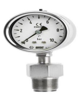 Đồng hồ đo áp suất có màng P757 Wise, Wise vietnam