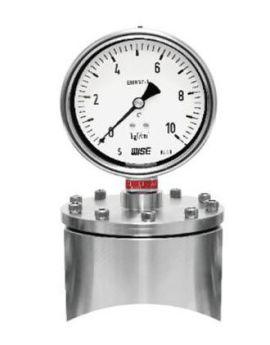 Đồng hồ đo áp suất có màng P763 Wise, Wise vietnam