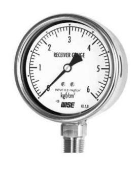 Đồng hồ đo áp suất P228 Wise, wise việt nam