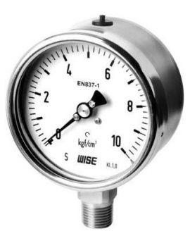 Đồng hồ đo áp suất P257 Wise, wise việt nam