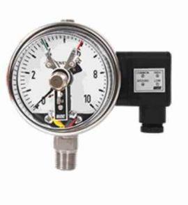 Đồng hồ đo áp suất tiếp xúc điện Model P510 Wise - Đại lý Wise tại VietNam