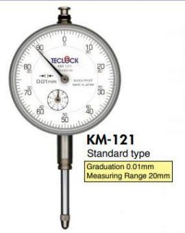 Đồng hồ so KM-121 Teclock, Teclock vietnam