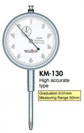 đồng hồ so KM-130 Teclock vietnam