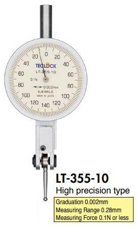 Đồng hồ so LT-355-10 Teclock vietnam