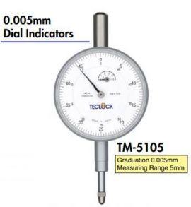 Đồng hồ so TM-5105 Teclock