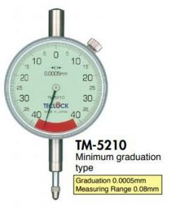 Đồng hồ so TM-5210 Teclock, Teclock việt nam