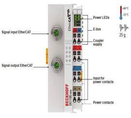 EK1100-0008 EtherCAT Coupler with M8 connection
