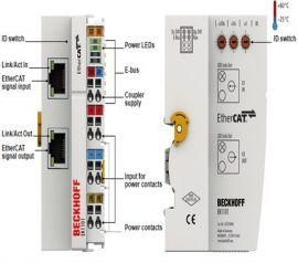 EK1101 EtherCAT Coupler with ID switch, EK1101-0080 Beckhoff