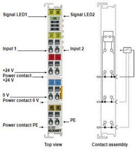 EL1202, EL1252, EL1252-0050, EL1258, EL125, Beckhoff Vietnam