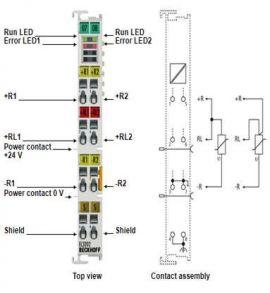 EL3202, EL3202-0010, EL3202-0020, ELX3202, EL3204, EL3204-0200 Beckhoff