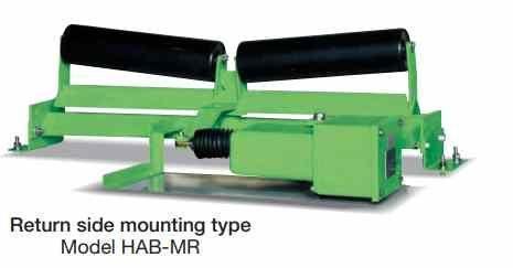 HAB-DC-050302H, HAB-MR-045052H, Thiết bị giám sát điều chỉnh độ lệch băng tải Matsushima