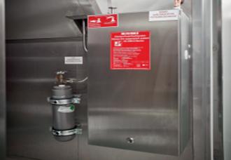 Hệ thống chữa cháy và báo cháy KS 2000-8 Minimax - Đại lý Minimax Việt Nam