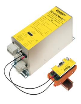 Hệ thống chuyển đổi dữ liệu conductix, Powertrans-Set composed 3032433 conductix