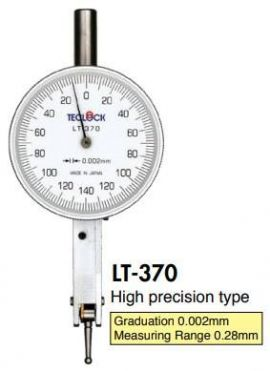 LT370 Teclock, Đồng hồ so đo trục khuỷu teclock