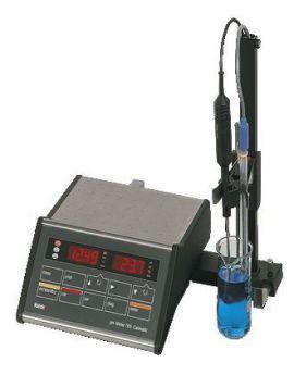 Máy đo pH để bàn 765 Knick, knick việt nam