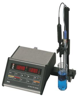 Máy Đo pH Để Bàn Cho Phòng Thí Nghiệm Knick - 765 Laboratory pH Meter Knick