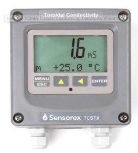 Bộ chuyển đổi và hiển thị tín hiệu cho cảm biến TCS3020 Sensorex, sensorex vietnam