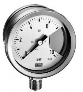 MBS860 series Temavasconi-Đồng hồ đo áp lực MBS860 Temavasconi vietnam