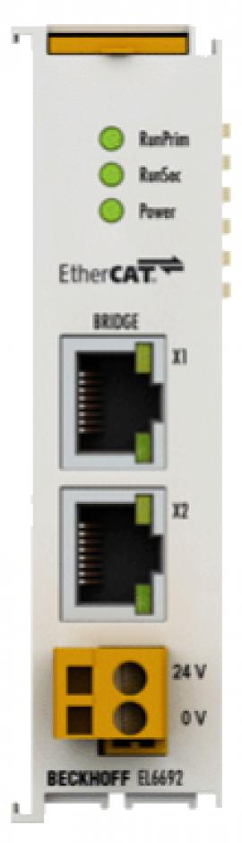 Module I/O beckhoff, EL6692 EtherCAT Bridge Terminal beckhoff , beckhoff vietnam