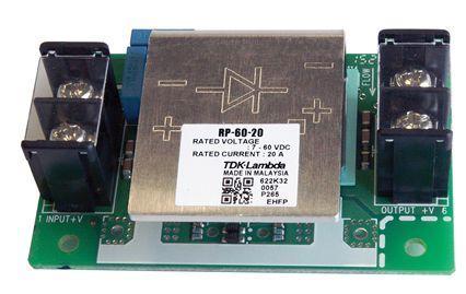 Modules RP series, RP-60-20 TDK lambda, TDK lambda việt nam