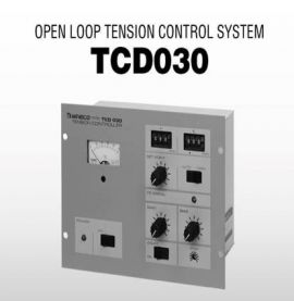 Open loop Tension Control System TCD030- TCD050 Nireco