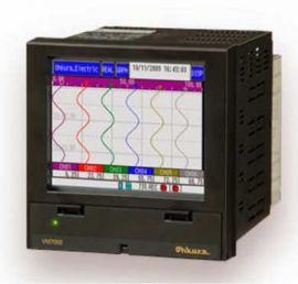 RM110C, Bộ hiển thị và ghi dữ liệu nhiệt độ, điện áp, dòng điện, VM7000A ohkura