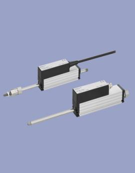 Series TE1, TE1-0025, TE1-0050, TE1-0075, TE1-0100, TE1-0150 Novotechnik
