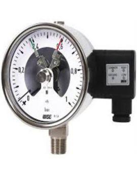 Thiết bị đo áp suất có tiếp điểm điện P520 Wise, wise vietnam
