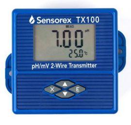 Thiết bị phát TX100 pH-ORP, TX10 Ph-ORP 4-20mA Transmitter, Sesorex VietNam