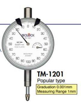 TM-1201 Teclock, đồng hồ so teclock vietnam