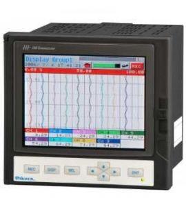 VM6100, VM6800, Bộ ghi dữ liệu điện áp, dòng điện, nhiệt độ hiển thị số Ohkura