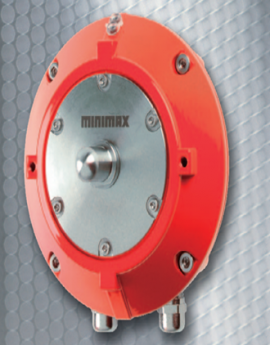 WMX5000 Minimax - ĐẦU DÒ NHIỆT ĐỘ MINIMAX - Nhà phân phối Minimax vietnam