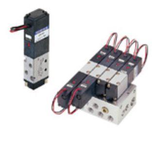 Valve điện từ 110 Series Koganei, A110-4ME2-13-25-81-PSL, A113-4ME2-14-25-83-PLL
